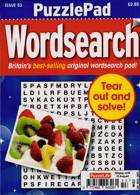 Puzzlelife Ppad Wordsearch Magazine Issue NO 53