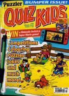 Puzzler Quiz Kids Magazine Issue NO 143