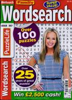 Family Wordsearch Magazine Issue NO 357