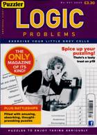 Puzzler Logic Problems Magazine Issue NO 431
