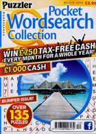 Puzzler Q Pock Wordsearch Magazine Issue NO 212