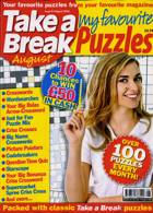 Tab My Favourite Puzzles Magazine Issue AUG 20