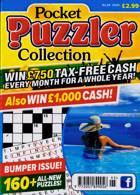 Puzzler Pocket Puzzler Coll Magazine Issue NO 95