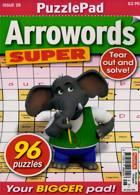Puzzlelife Arroword Super Magazine Issue NO 28