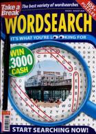 Take A Break Wordsearch Magazine Issue NO 8