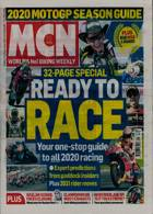 Motorcycle News Magazine Issue 15/07/2020