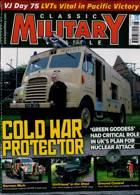 Classic Military Vehicle Magazine Issue AUG 20