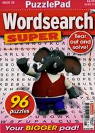 Puzzlelife Wordsearch Super Magazine Issue NO 28
