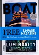 Boat International Magazine Issue AUG 20
