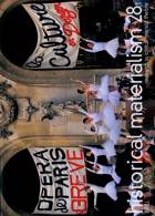 Historical Materialism Magazine Issue 01