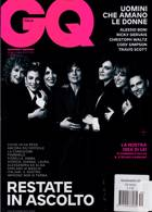 Gq Italian Magazine Issue NO 240