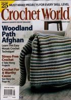 Crochet World Magazine Issue AUG 20