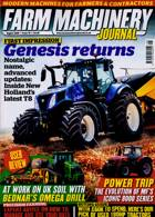 Farm Machinery Journal Magazine Issue AUG 20