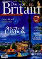 Discover Britain Magazine Issue AUG-SEP