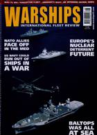 Warship Int Fleet Review Magazine Issue AUG 20