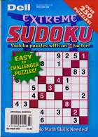 Original Sudoku Magazine Issue EXTREM 80