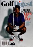 Golf Digest (Usa) Magazine Issue NO 8