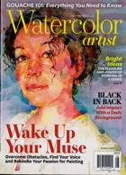 Watercolor Artist Magazine Issue 08
