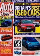 Auto Express Specials Magazine Issue 17/06/2020