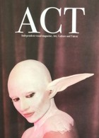 The Act Magazine Issue Issue 1