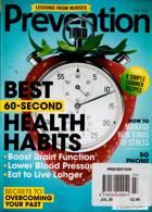 Prevention Magazine Issue JUL 20