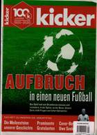 Kicker Montag Magazine Issue NO 29