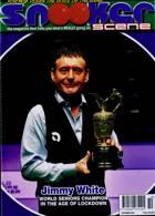 Snooker Scene Magazine Issue OCT 20