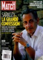 Paris Match Magazine Issue NO 3717