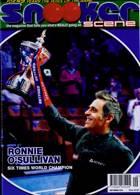 Snooker Scene Magazine Issue SEP 20