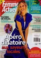Femme Actuelle Magazine Issue NO 1871