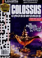 Lovatts Colossus Crossword Magazine Issue NO 344