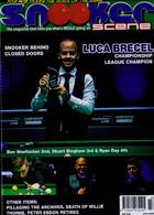 Snooker Scene Magazine Issue JUL 20