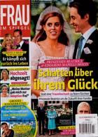 Frau Im Spiegel Weekly Magazine Issue NO 32