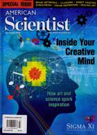 American Scientist Magazine Issue JUL-AUG