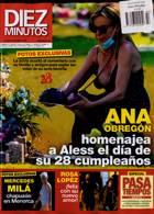 Diez Minutos Magazine Issue NO 3594
