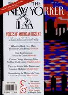 New Yorker Magazine Issue 27/07/2020