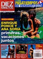 Diez Minutos Magazine Issue NO 3596