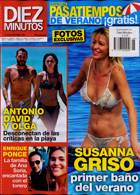 Diez Minutos Magazine Issue NO 3595