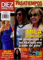 Diez Minutos Magazine Issue NO 3593