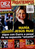 Diez Minutos Magazine Issue NO 3591