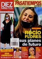 Diez Minutos Magazine Issue NO 3592
