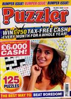 Puzzler Magazine Issue NO 603