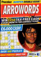 Puzzler Arrowords Magazine Issue NO 211