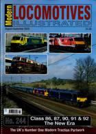 Modern Locomotives Illustrated Magazine Issue AUG-SEP
