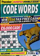 Puzzler Codewords Magazine Issue NO 290