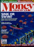 Money Observer Magazine Issue AUG 20