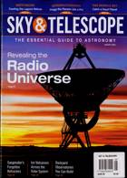 Sky And Telescope Magazine Issue AUG 20