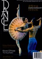 Dance Europe Magazine Issue NO 252