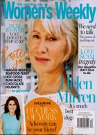 Australian Womens Weekly Magazine Issue APR 20