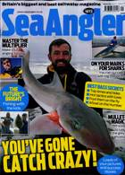 Sea Angler Magazine Issue NO 586